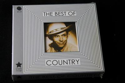 2CD BOX - The Best of Country   (k9)