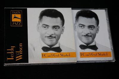 CD - Teddy Wilson - I Can't Get Started (k6)