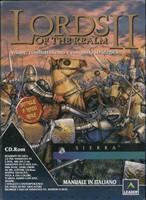 ***** Lords of the realm II ***** (PC) VELKÁ KRABICE