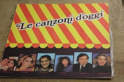 LP DESKA ITALSKÝ VÝBĚR POP
