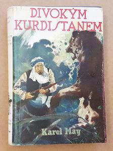 KAREL MAY - DIVOKÝM KURDISTANEM - Toužimský 1930