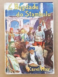 KAREL MAY - Z BAGDADU DO STAMBULU - Toužimský 1930