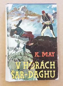 KAREL MAY - V HORÁCH ŠAR-DAGHU Toužimský 1930