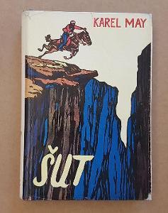 KAREL MAY - ŠUT -Toužimský 1930