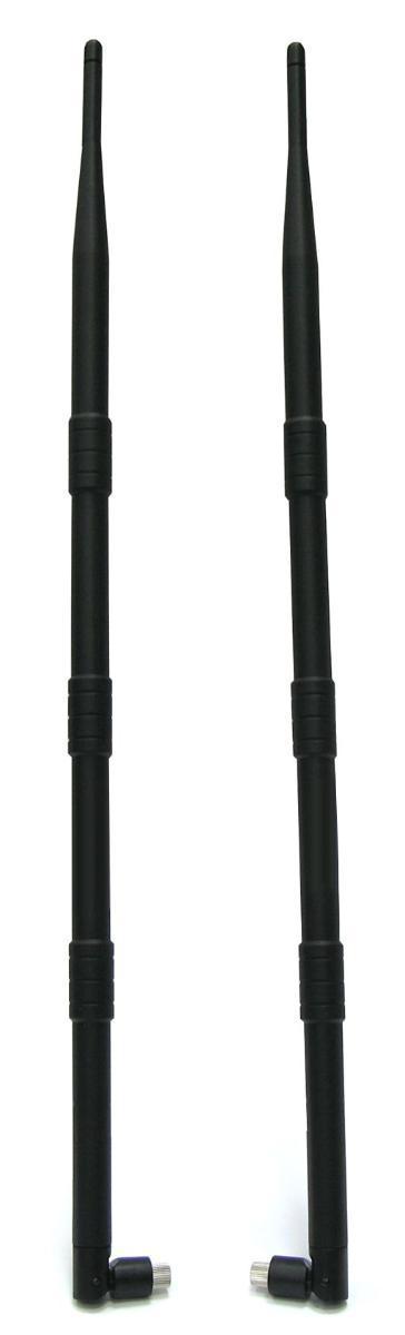 AERIAL 2x18 dBi pro ROUTER LTE HUAWEI B593 B315 910