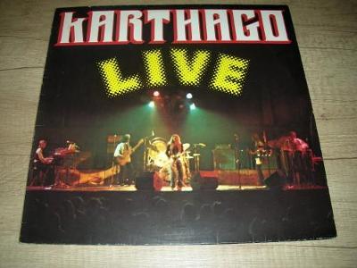 Karthago – Live (1976) EX