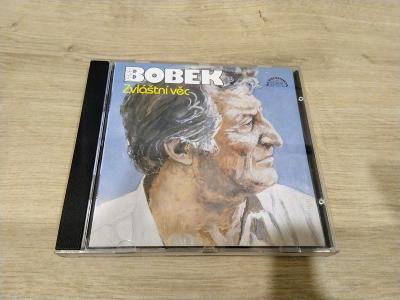 CD RARE Pavel Bobek - Zvláštní věc (1993)