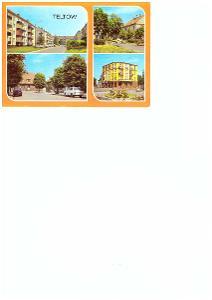 pohled okénkový - Teltow (Kr. Potsdam), DDR