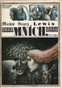 Matthew Gregory Lewis: Mních + Pútnik Melmoth (slovensky) A4 il.Trojan