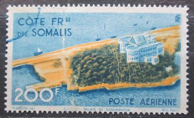 Francouzské Somálsko 1947 Guvernérova rezidence Mi# 306 Kat 5€ 0028