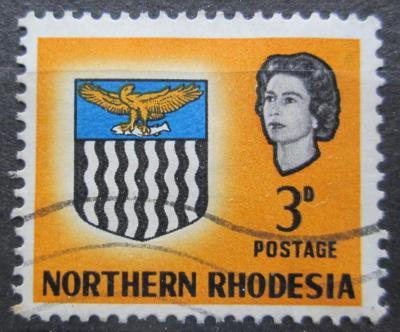 Severní Rhodesie, Zambie 1963 Státní znak Mi# 78 0029