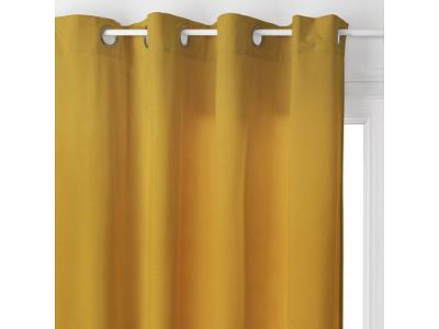 Lilou OCRE dekorativní závěs, 140 x 260 cm