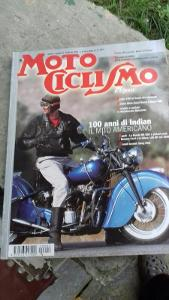 Časopis MOTOCICLISMO 2/2002