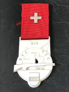 Medaile Swiss