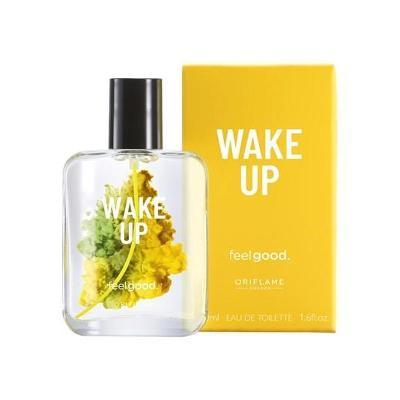 Toaletní voda Wake Up Feel Good Oriflame 37213