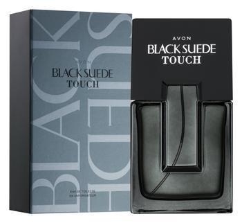 Black Suede Touch toaletní voda pro muže