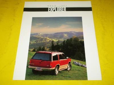 --- Ford Explorer (1994) ----------------------------------------- USA