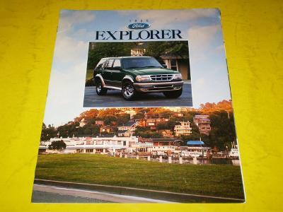 --- Ford Explorer (1996) ----------------------------------------- USA