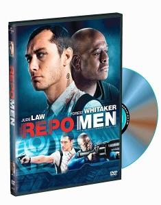 REPO MEN: ZAPLAŤ NEBO ZEMŘI (DVD)