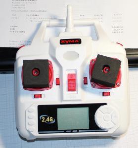 Ovladač, dálkové ovládání dronu Syma X5 HC-14