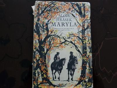 Kniha Maryla - Alois Jirásek