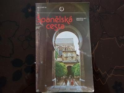 Kniha Španělská cesta