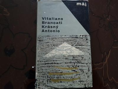 Kniha Krásný Antonio - Vitaliano Brancati