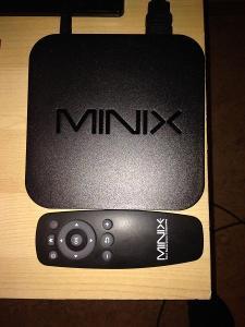 MINIX NEO X5. Android TV, HTPC. Netflix, HBO. Audio opt. MP3 přehrávač