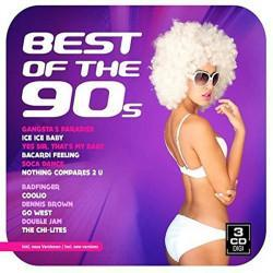 Kompilace - Best of the 90s, 3CD, 2014