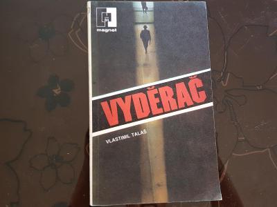 Kniha Vyděrač - Vlastimír Talaš