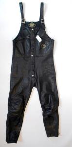 Kožené kalhoty COBRA-TEAM vel. 86 - 92 - obvod pasu: 86 cm