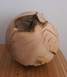 dřevěná koule