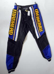 Textilní kalhoty MAD HEAD vel. M - obvod pasu: 82 cm