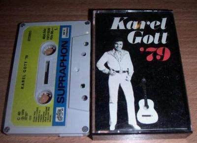 MC Karel Gott - ´79 , Super stav!!