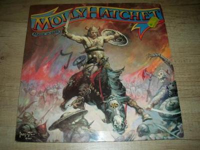 Molly Hatchet – Beatin' The Odds (1980) 1.Press , EX-