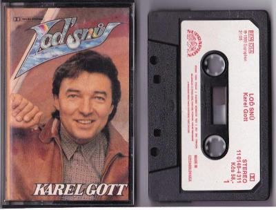 MC Karel Gott - Loď snů , super stav  !