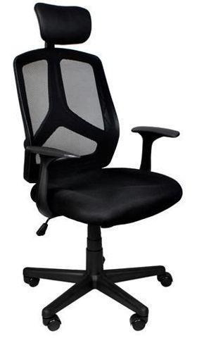 Otočné kancelářské křeslo židle EKO kůže + dárek