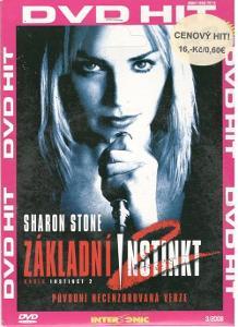 Krimi, Thriller - Základní instinkt 2. DVD
