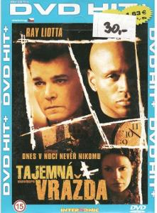 Drama, Thriller, Krimi - Tajemná vražda DVD