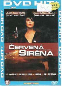 Krimi, Thriller, Akční - Červená siréna DVD