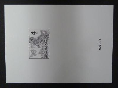 příl. tisk Merkur Revue 1998 - Ekologie - nuly