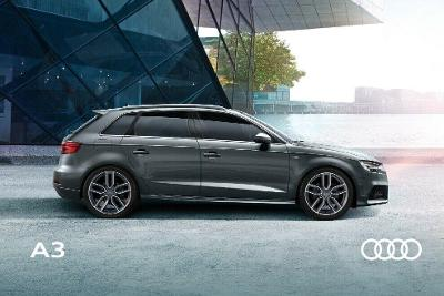 Audi A3 model 2020 prospekt 04 / 2019 AT