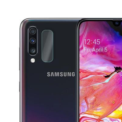 Samsung Galaxy A70 - ochranné tvrzené sklo na zadní kameru