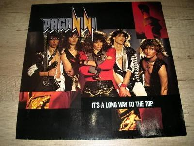 Paganini – It's A Long Way To The Top (1987) TOP STAV!!!