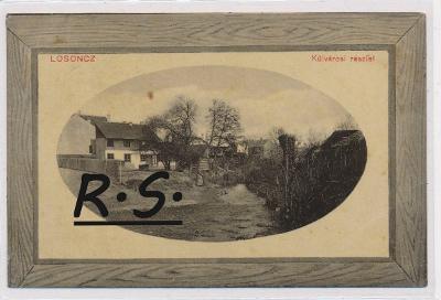 Lučenec , Losoncz - koláž  ,  /3882/