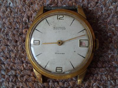 Pánské náramkové hodinky Boctok 18 kamenů nefunkční