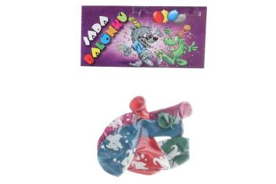 Balónky nafukovací DINOSAUŘI