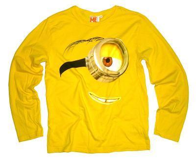 MIMOŇ chlapecké tričko, bavlna, vel. 11 - 12 let
