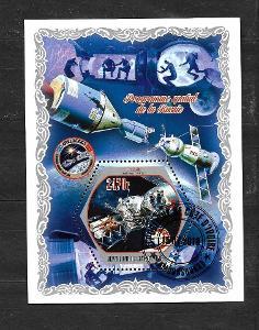 Pobřeží slonoviny 2018 - kosmos - Apollo-Sojuz test projekt