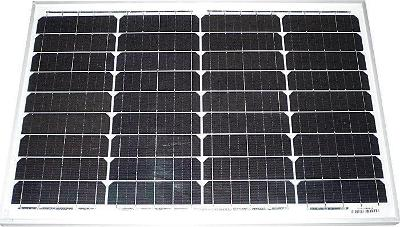 Fotovoltaický solární panel 12V/40W monokrystalický  SOLARFAM